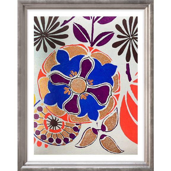 Modern Deco Flowers 7