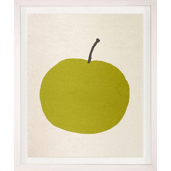 Modern Fruit Study No. 1