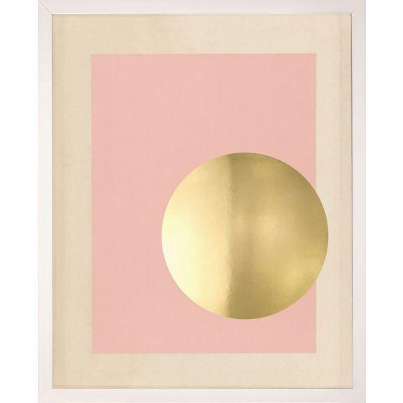 Morning Glory: Pink No. 1
