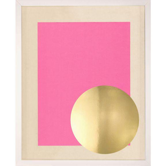 Morning Glory: Pink No. 3