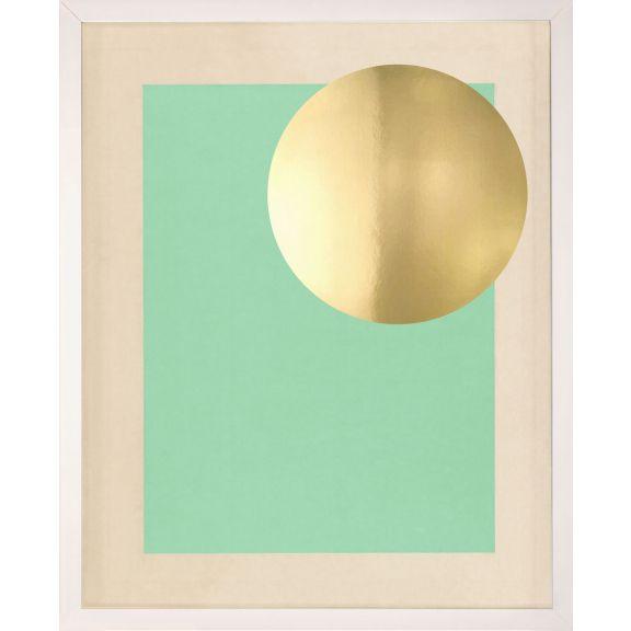 Morning Glory: Turquoise No. 1