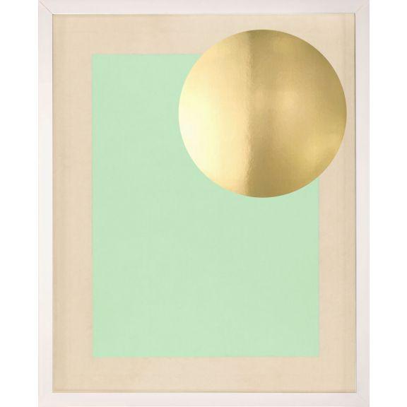 Morning Glory: Turquoise No. 2
