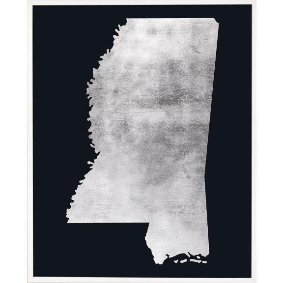 An American Journey, Large: Mississippi 3