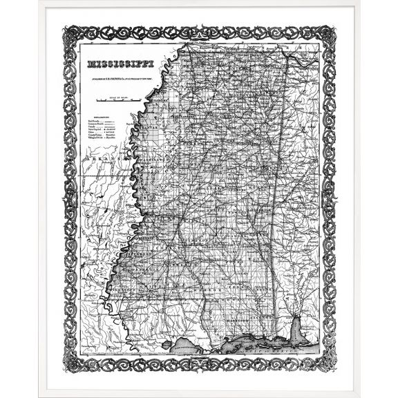 An American Journey, Large: Mississippi 1