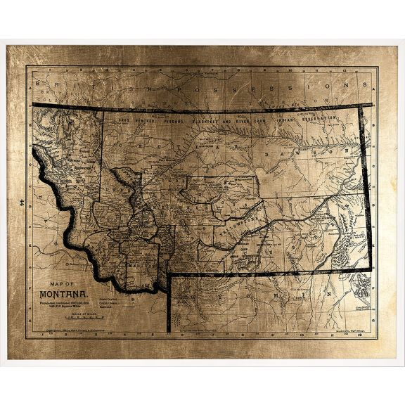 An American Journey, Large: Montana 2