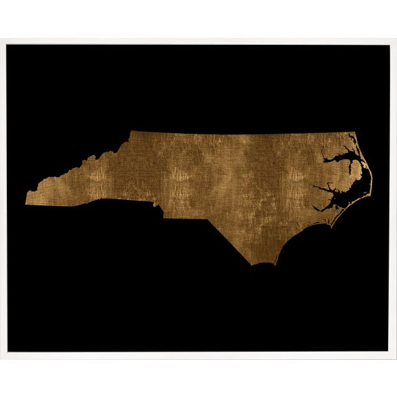 An American Journey, Large: North Carolina 4