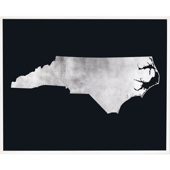 An American Journey, Large: North Carolina 3