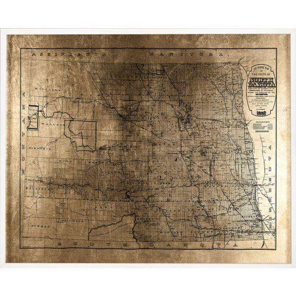 An American Journey, Large: North Dakota 2