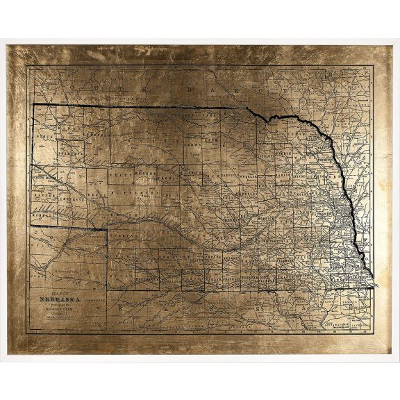 An American Journey, Large: Nebraska 2