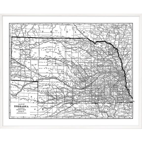 An American Journey, Large: Nebraska 1