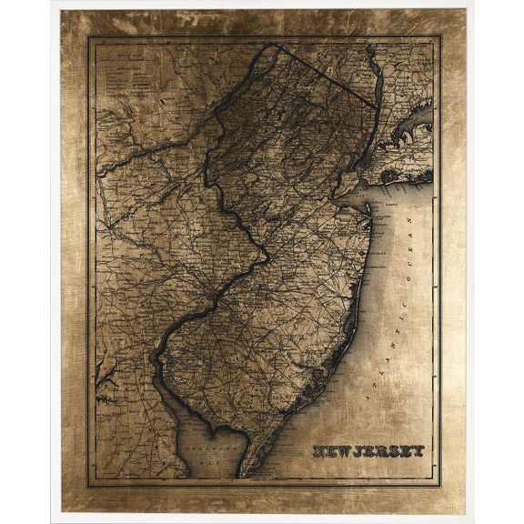 An American Journey, Large: New Jersey 2
