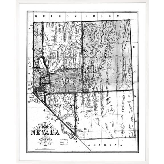 An American Journey, Large: Nevada 1