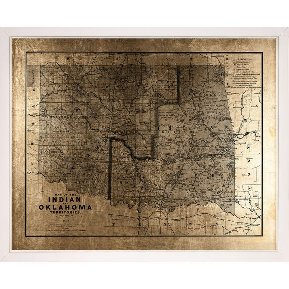 An American Journey, Small: Oklahoma 2