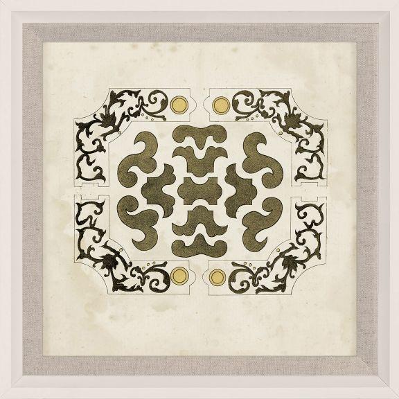 Parterre Maze 7