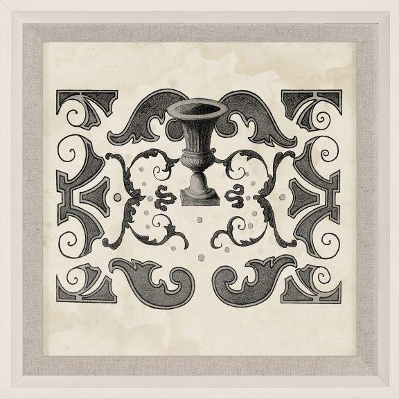 Parterre Maze Grey 1