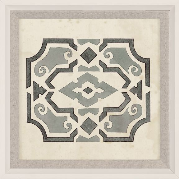 Parterre Maze Grey 4