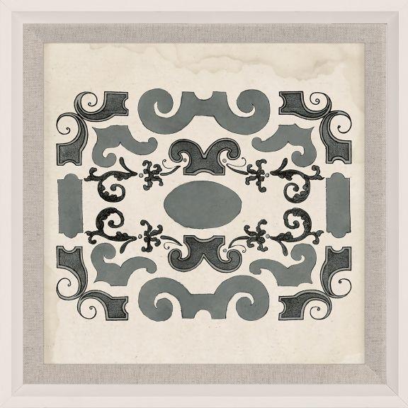 Parterre Maze Grey 6