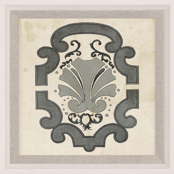 Parterre Maze Grey 8