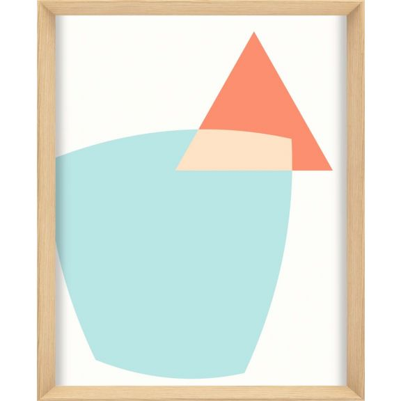 Minimalist Shapes No. 5