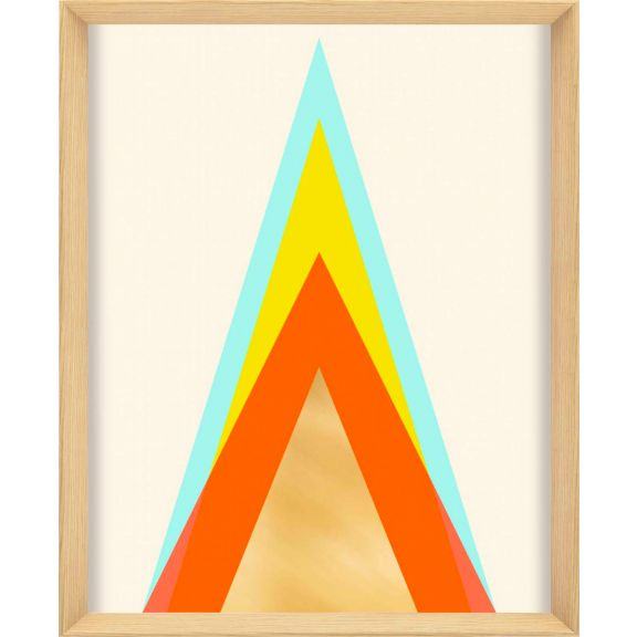 Mod Triangles No. 5