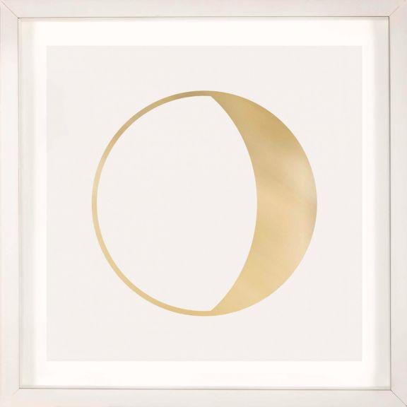 Gold Solar Eclipse No. 11