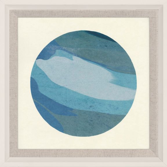 Planetary Series, Small: Blue 1