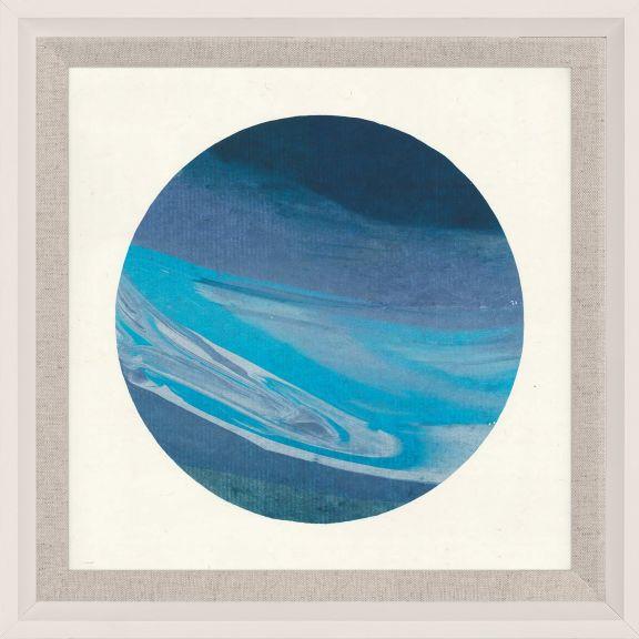 Planetary Series, Small: Blue 2