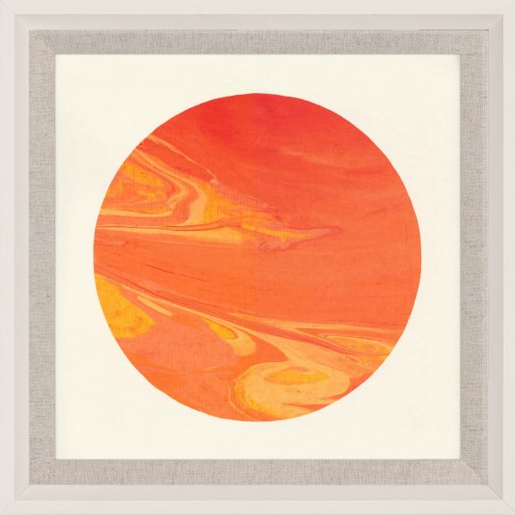 Planetary Series, Small: Red 1