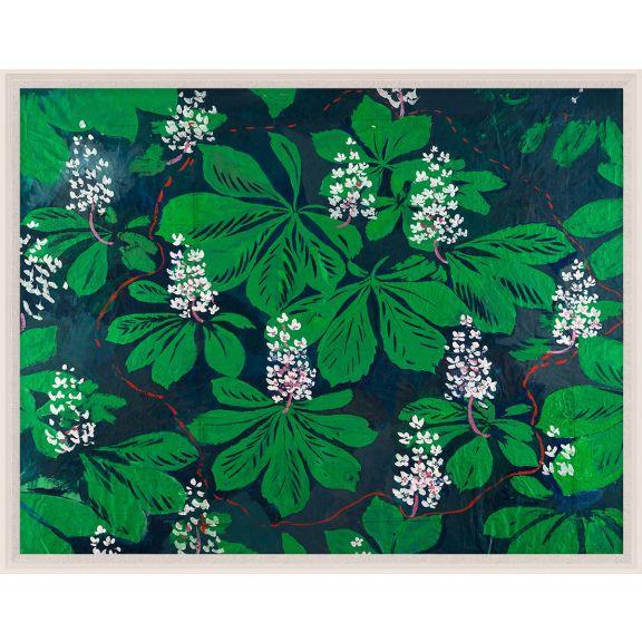Paule Marrot, Blossoming Flowers