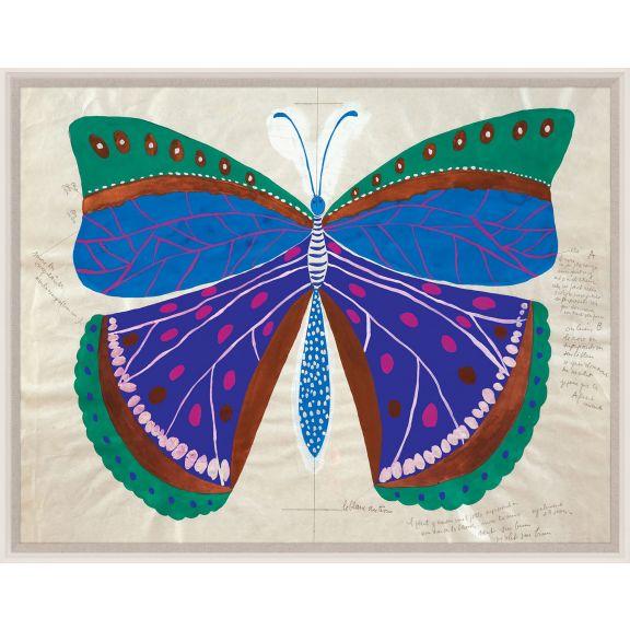 Paule Marrot, Butterfly Blue