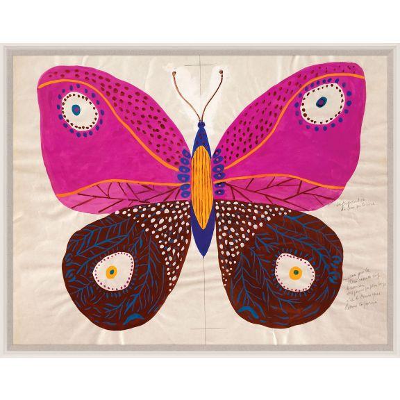 Paule Marrot, Butterfly Pink