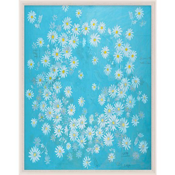 Paule Marrot, Daisies Blue