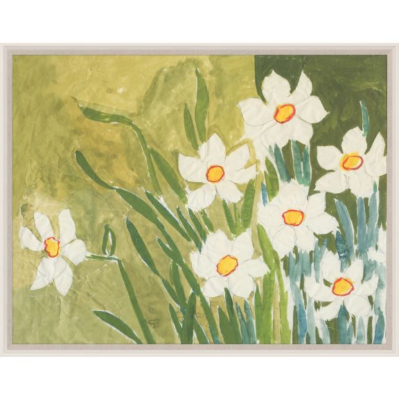 Paule Marrot Fleur Blanche