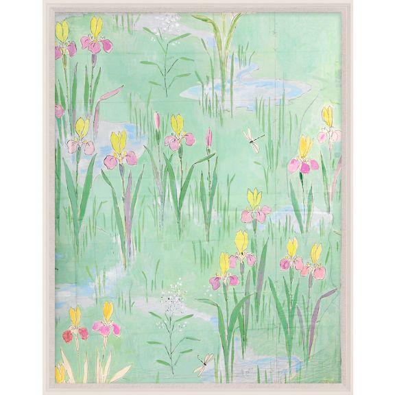 Paule Marrot, Fleurs Vertes 2