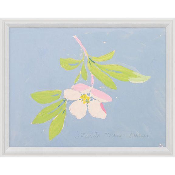 Paule Marrot, Floating Flowers 4