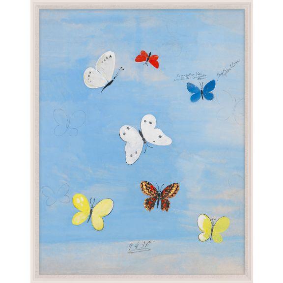Paule Marrot, Flying Butterflies