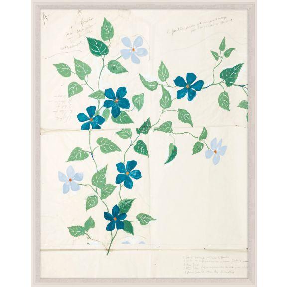 Paule Marrot, Portes des Fleurs 1