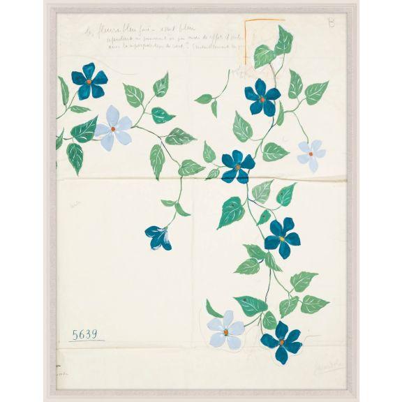 Paule Marrot, Portes des Fleurs 2