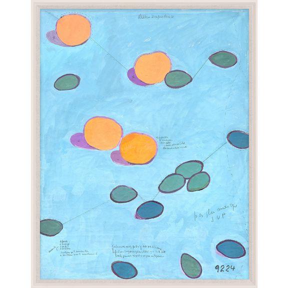 Paule Marrot, River Stones