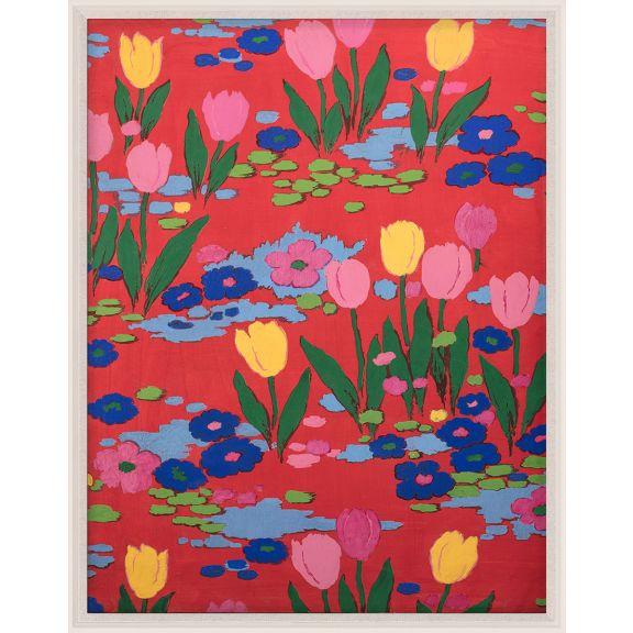Paule Marrot, Tulips 1