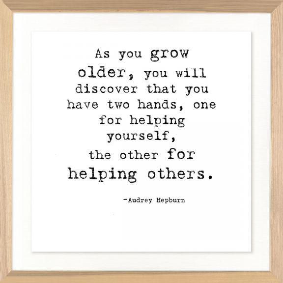 Famous Quotes: Audrey Hepburn