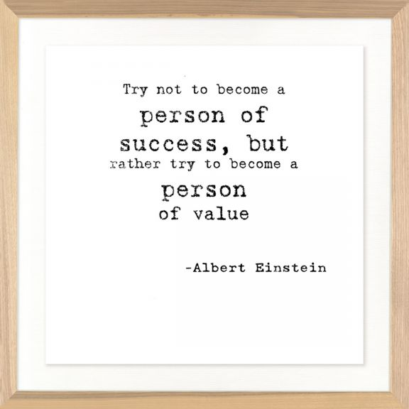 Famous Quotes: Albert Einstein No. 2