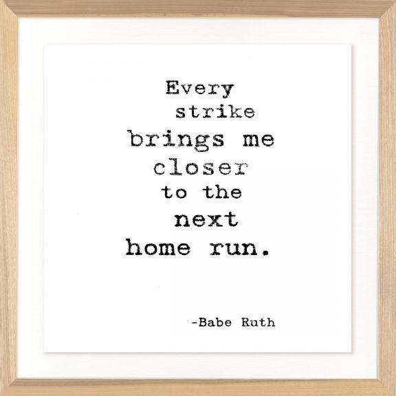 Famous Quotes: Babe Ruth