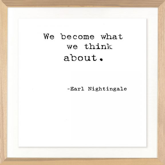 Famous Quotes: Earl Nightingale
