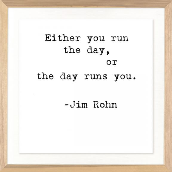 Famous Quotes: Jim Rohn