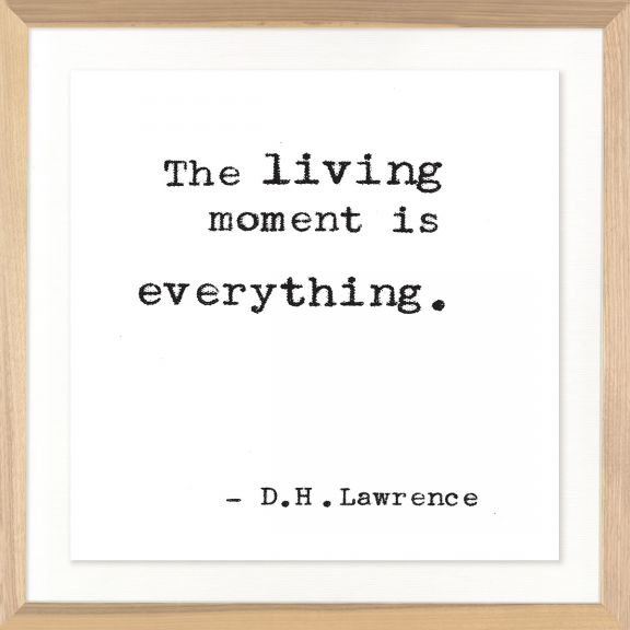 Famous Quotes: D. H. Lawrence