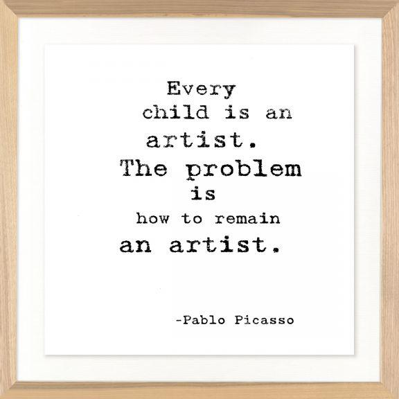 Famous Quotes: Pablo Picasso