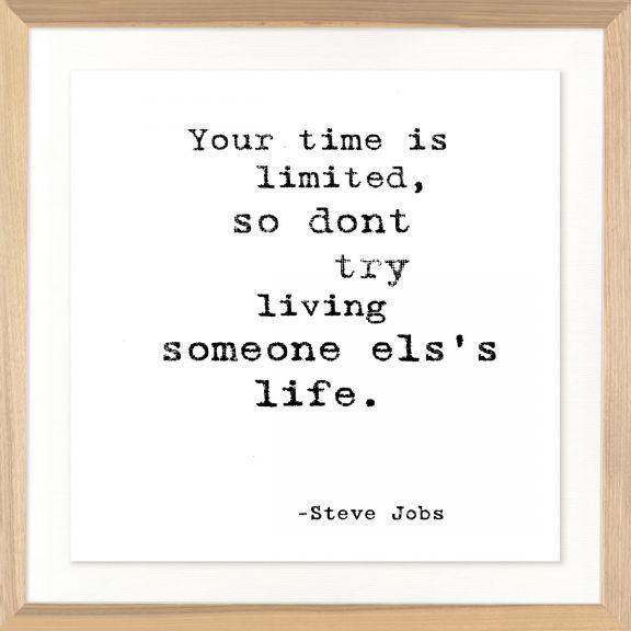 Famous Quotes: Steve Jobs