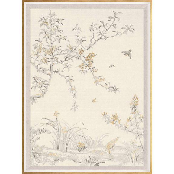 Rococo, Gold & White 1