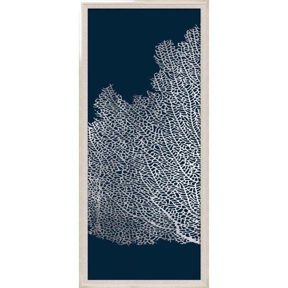 Seafan Triptych, Series 2 No. 1
